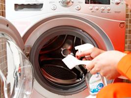 大连清洗洗衣机